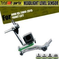 Front Left LH Headlight Level Sensor For Audi Q5 2.0L 3.0L 3.2L 10-16 8R0941285D