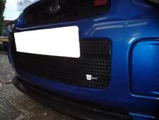 Zunsport Fits Subaru Impreza Blob Eye BLACK Front Lower Full Span Grille