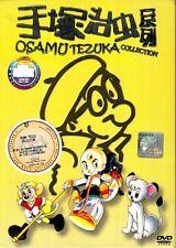 Osamu Tezuka 3 IN1 Movie Collection (Kimba White Lion, Son Goku, Three Eyed) DVD