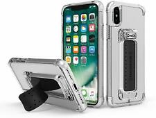 NEW Authentic Scooch Wingman 5-in-1 Transparent Case For Apple iPhone Xs Max