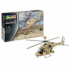REVELL OH-58 Kiowa 1:35 Helicopter Model Kit 03871