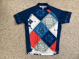 Primal Wear Octopus Cycling Jersey Men's Large
