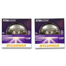 Sylvania XtraVision High Beam Low Beam Headlight Bulb for AC Ace 427 Shelby bv