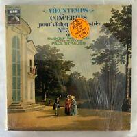 VIEUXTEMPS-CONCERTOS POUR VIOLON NOS. 5 & 7-EMI VINYL C 065-23424 MONO-FRANCE