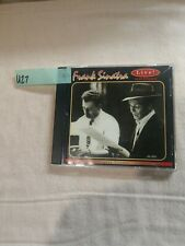 (U27) Frank Sinatra Live: Seattle, Washington Concert June 9.