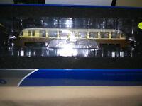 Dapol OO gauge 4D-011-001 GWR Streamlined railcar 12 Choc & cream monogram BNIB