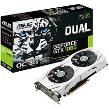 ASUS GeForce® GTX 1060 Dual OC 3GB (90YV09X3-M0NA00)( NVIDIA, Grafikkarte)