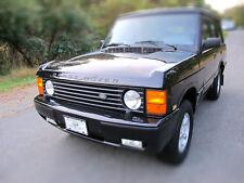 1995 Land Rover Range Rover TWR