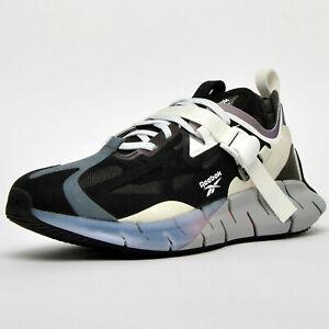 Reebok Zig Kinetica Concept Type 1 Men's Size 8.5 Running Shoes Black EG8913 NEW