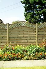 Fencing Panels - 1.8m x 1.2m St Meloir - Wood Fence Panels brand new