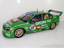 1/18 2013 FORD FG FALCON BATHURST GREENS TUFF RETRO MOSTERT DJR DICK JOHNSON