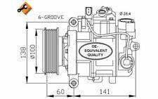 NRF Compresseur de climatisation 12V pour AUDI A6 A4 Q5 A8 32263 - Mister Auto