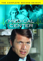 Medical Center: The Complete Second Season (Season 2) (6 Disc) DVD NEW