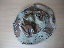 US ARMY 6-COLOR BOONIE HAT , SUN HOT WEATHER DESERT STORM Uniform USMC DCU