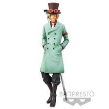Banpresto One Piece Stampede DXF Grandline Men Anime Figure Toy Sabo BP39558