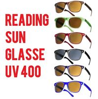 Sun Readers Reading Glasses Sunglasses UV400 Designer Spring