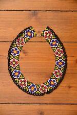 "Folk Ukrainian Decorative Embroidered Cotton Tablecloth 59/""87/"" 150*220см"