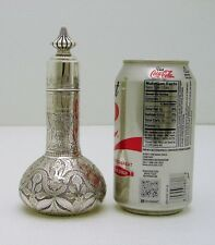 Gorham Sterling Silver Spice Pepper Caster Islamic Motif Date Marked 1883