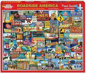 Roadside America 1000 piece jigsaw puzzle  760mm x 610mm  (wmp)