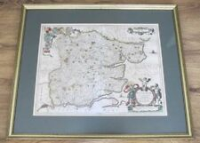 Essex Antique Europe County Maps