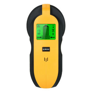 4 in 1 LCD Wall Tester Stud Finder Sensor Wall Scanner AC Wire Detection P7M2