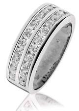 Diamond Wedding Eternity Ring 1.00ct F VS Brilliant Cut in 18ct White Gold