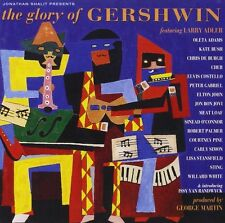 Audio CD - Rock - The Glory of Gershwin - Elvis Costello - Cher - Elton John