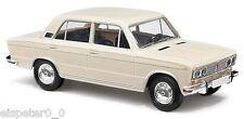 Busch 50500, Lada 1500 (WAS 2103) »CMD«, Beige, H0 Fahrzeug Modell 1:87