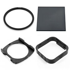 77MM RING ADAPTER+ FULL ND8 FILTER+ WIDE HOLDER + HOOD FOR COKIN P SERIES System