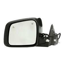 NEW POWER MIRROR TEXTURED BLACK RIGHT FITS 2014-2017 JEEP CHEROKEE 68164058AD