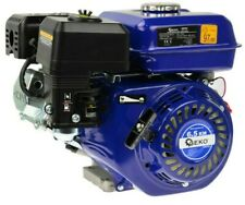 Benzinmotor Ölbadkupplung Standmotor 196 cc Kart Motor 20mm Motor 4-Takt -6,5 PS