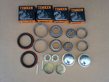 FRONT WHEEL BEARING KIT 1955-1959 FORD CARS, THUNDERBIRD, MERCURY & EDSEL