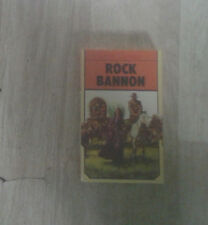 L'AMOUR Louis. Rock Bannon. Western. Lib. des Champs-Elysées. 1980.
