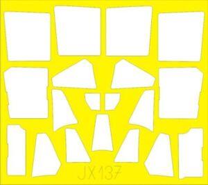 Eduard 1/32 Mitsubishi J2M3 Raiden paint mask # JX137