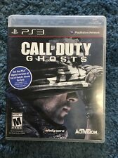Call Of Duty Ghosts PS3 Playstation Activision Infinity Ward