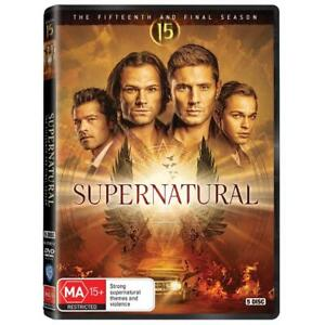 SUPERNATURAL : Season 15 : NEW DVD