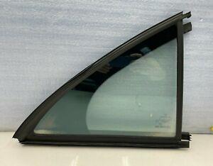 2007-2013 MERCEDES S CLASS W221 - REAR RIGHT PASS SIDE QUARTER GLASS SUNGATE OEM