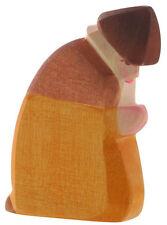 Hirte kniend Ostheimer 40501 Figuren Tiere Krippenfiguren Bauernhof