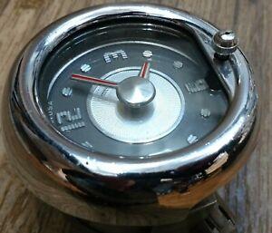 1949 Mercury Clock Fully Reconditioned!