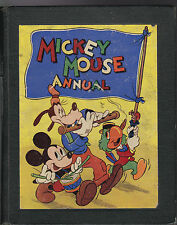 Mickey Mouse Annual for 1947 - Dean & Son Ltd - Nice Condition - Donald Duck