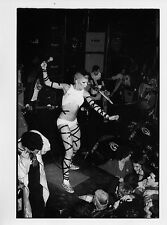 Wendy O. Williams  Plasmatic 1980, Photo Rénald DESTREZ