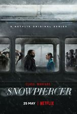 Snowpiercer poster  - 11 x 17 inches - Jennifer Connelly