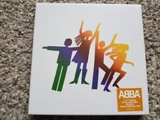 ABBA - The Album/ The Singles 3 x Coloured 7'' Single Boxset