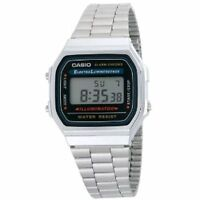 Casio digital watch retro unisex Illuminator A168WA UK Seller