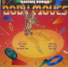 BODY MOVES - ELECTRIC BOOGIE  - LP