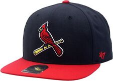 free shipping db1d8 a3ea4 ... Cap by  47 BRAND.  19.95 New. St. Louis Cardinals Navy Sure Shot 2-tone  Snapback 11125