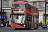 LT788 LTZ 1788 ABELLIO NEW ROUTEMASTER 30TH DEC 2017 6x4 London Bus Photo B