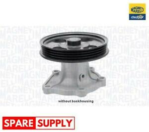 WATER PUMP FOR TOYOTA MAGNETI MARELLI 352316171061