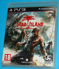 Dead Island - Sony Playstation 3 PS3 - PAL