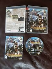 Bladestorm: The Hundred Years' War (Sony PlayStation 3, 2007) PS3